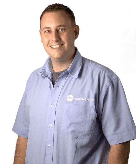 Rick Bodde - Aftersales Manager