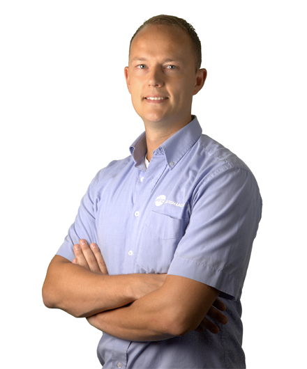 Pascal Miltenburg - Aftersales manager