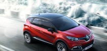 RENAULT CAPTUR (J87) - PHASE 1 - SERIE LIMITEE OUTDOOR