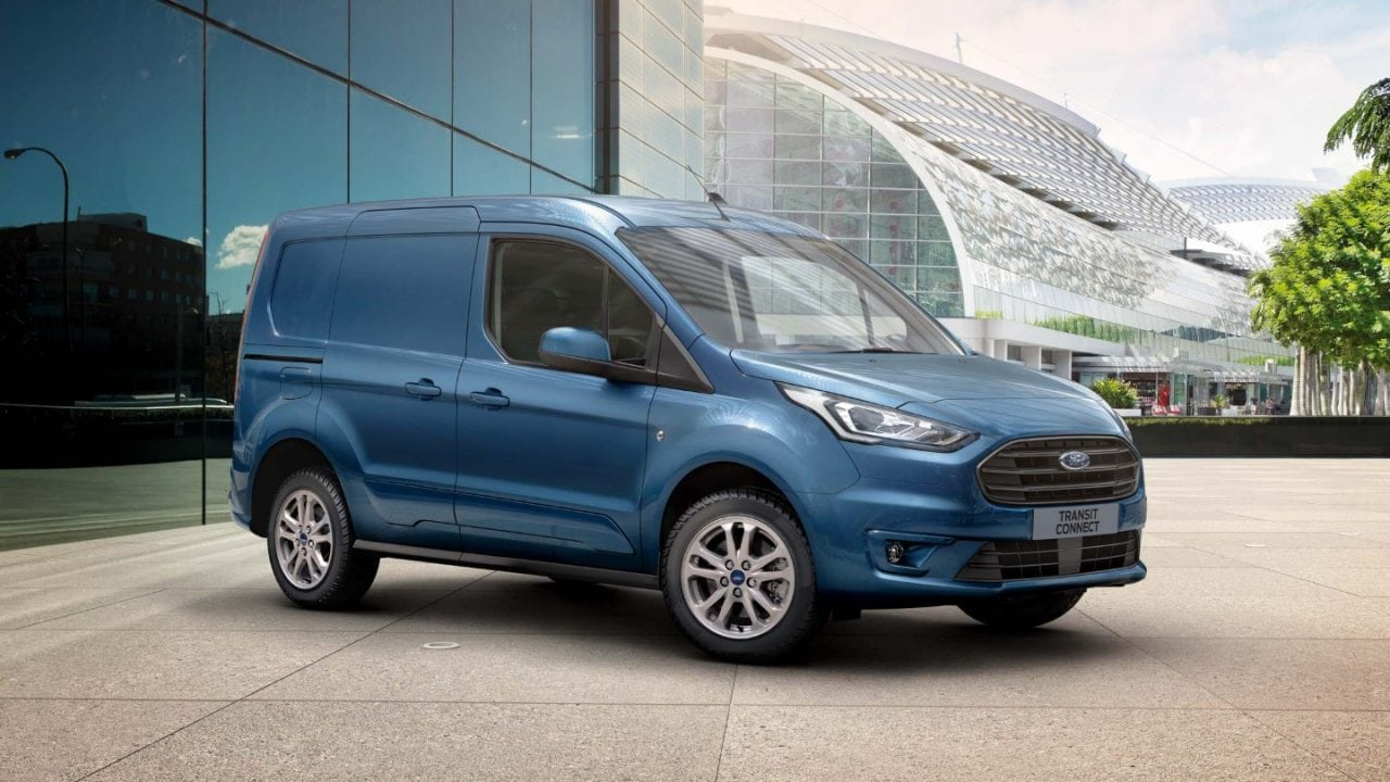 ford transit connect ford dealer van bunningen. Black Bedroom Furniture Sets. Home Design Ideas