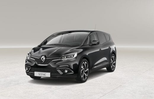 Renault Scénic TCe 140 GPF Intens