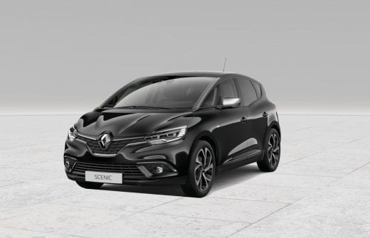 Renault Scénic TCe 115 GPF Limited