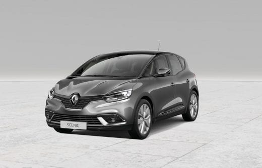 Renault Scénic TCe 115 GPF Life