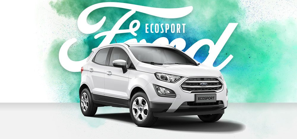 Ford EcoSport Trend Essential
