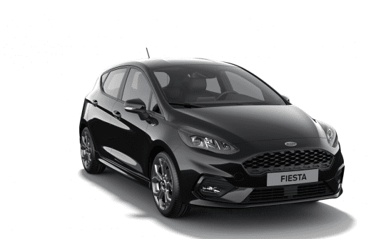 Ford Fiesta Connected 1.0 EcoBoost 70 kW / 95 pk 5 drs