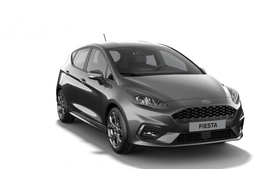 Ford Fiesta ST-Line 1.0 EcoBoost 70 kW / 95 pk 5 drs