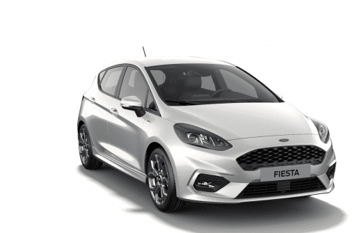 Ford Fiesta Active 1.0 EcoBoost 74 kW / 100 pk 5 drs