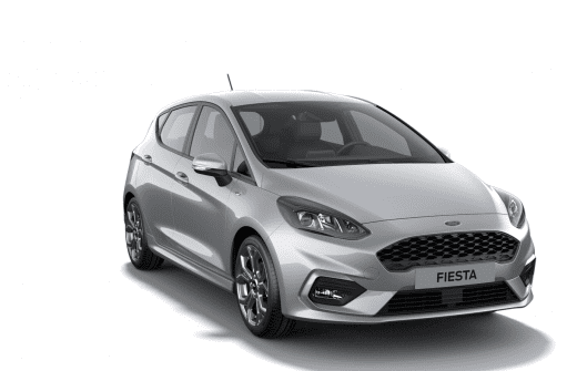 Ford Fiesta Active X 1.0 EcoBoost 70 kW / 95 pk 5 drs