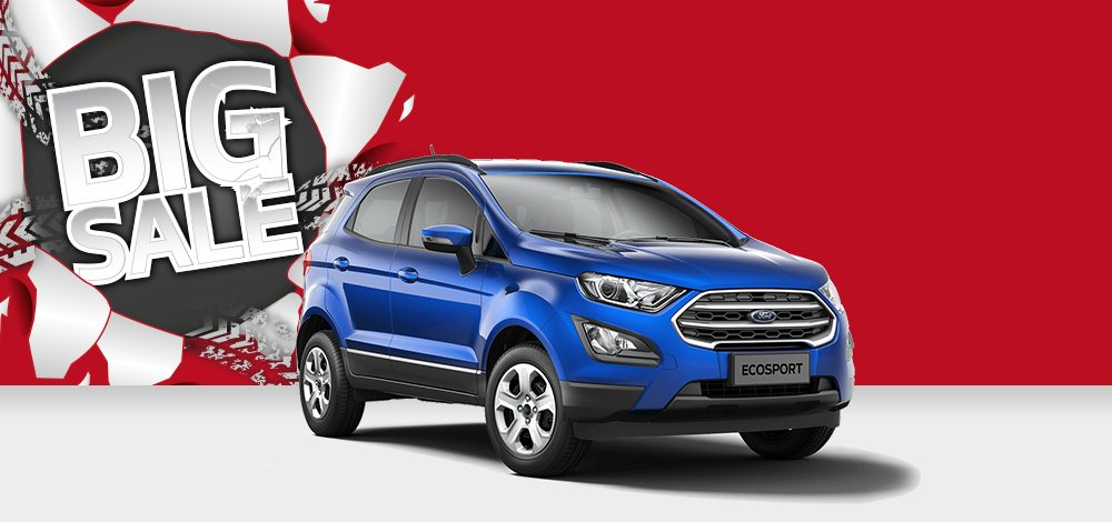 Ford EcoSport Trend Ultimate