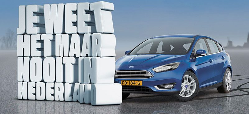 Ford Winterbandenwissel