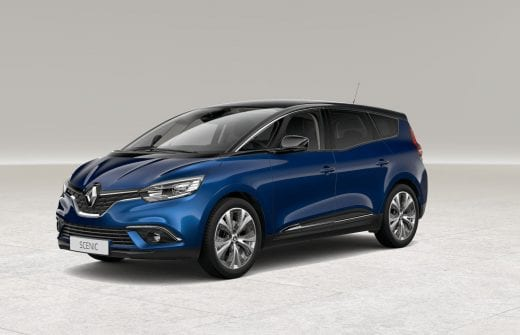 Renault Grand Scénic TCe 140 GPF Intens