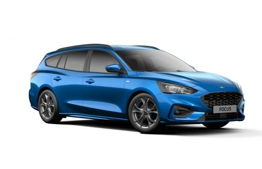 Ford Focus ST Line Business 1.0 EcoBoost 6-bak wagon 92 kW / 125 pk