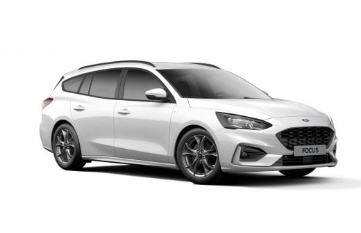 Ford Focus Titanium Business 1.0 EcoBoost 6-bak wagon 92 kW / 125 pk