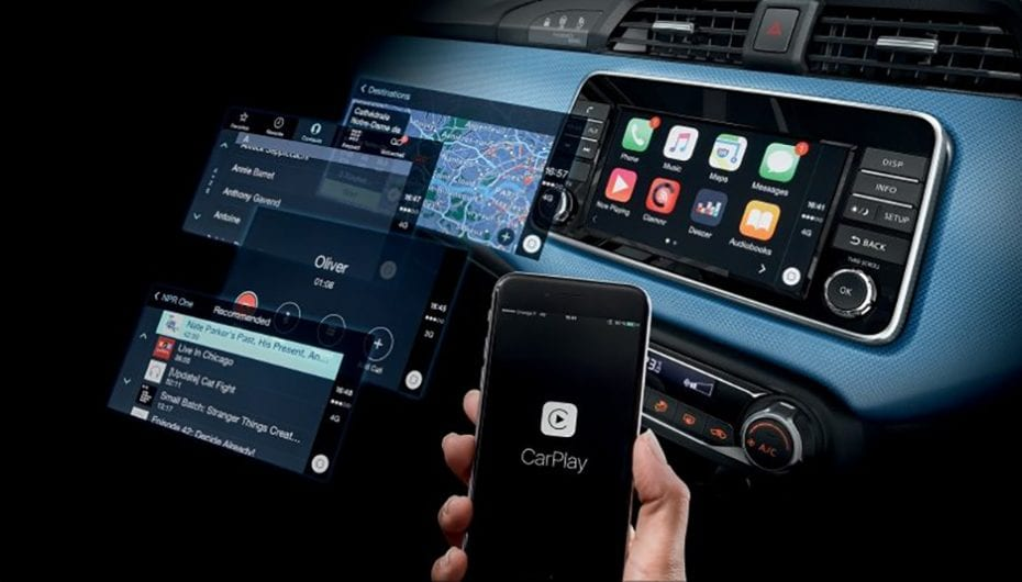 Apple carplay / Android auto
