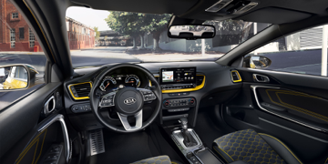 interieur Kia XCeed