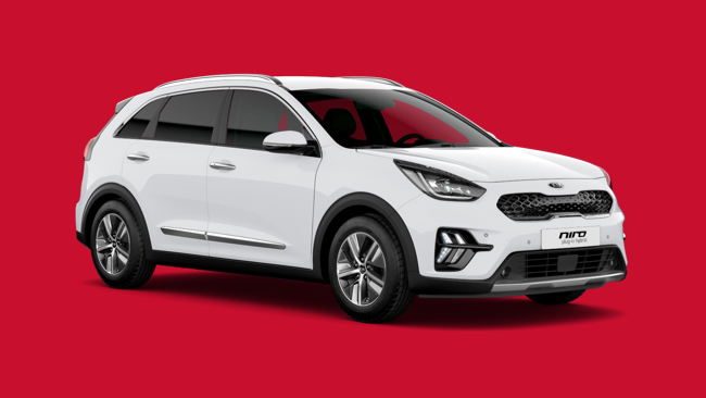 Kia Niro PHEV model