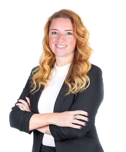 Sylvia den Heijer - Key Accountmanager Fleetsales