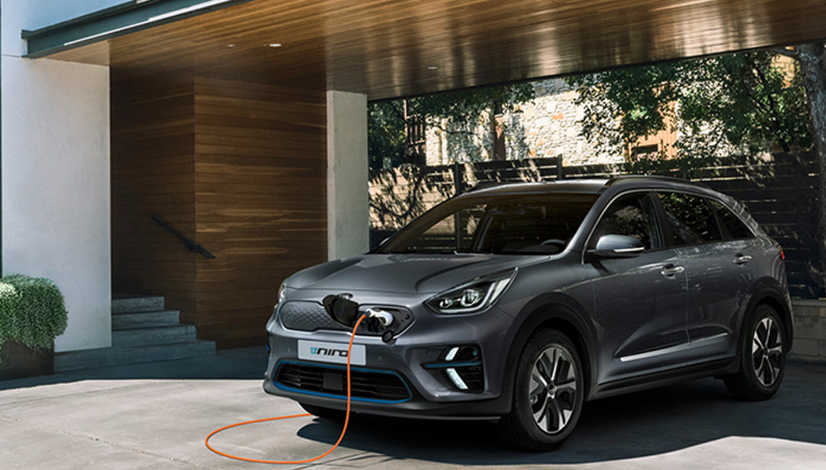 E-Niro Dynamicline - Financial lease v.a. € 319,-  per maand